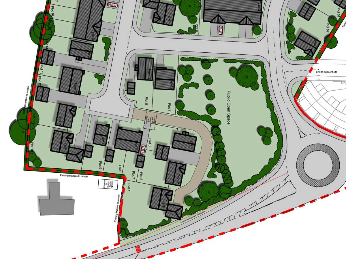 Outline Planning Permission & Applications